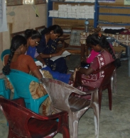 NVC intro for Pre-school Teachers, Jaffna