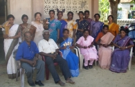 NVC intro for Pre-school Teachers Grp, Jaffna