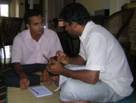 NVC Intro Pair Discussion, Colombo